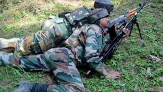 Six killed in Kashmir gunfight