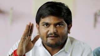 Hardik Patel never incited violence, lawyer says while seeking bail