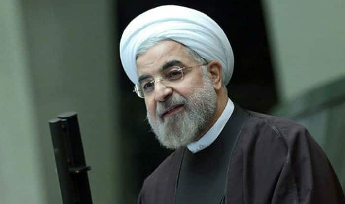 Iranian President Hassan Rouhani will inaugurate Chabahar Port on Sunday. [File Image]