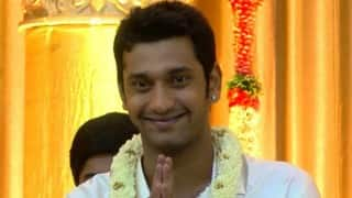 Challenging to play alcoholic cop in 'Aarathu Sinam': Arulnithi