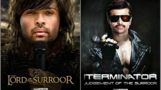 Teraa Suroor spoof: AIB's Hollywood Mein Suroor posters take a dig at Himesh Reshammiya!