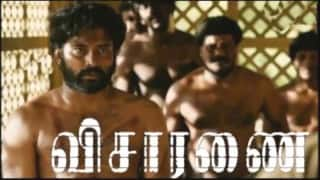 Visaaranai Movie Review: Spine-chilling take on abuse of power