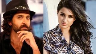 Hrithik Roshan and Parineeti Chopra in Yash Raj Films' Thug!
