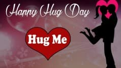 Happy Hug Day 2016: Here are 7 different types of hugs that you can try this Valentine's week