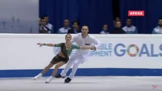 Here is a Must-Watch Video of Russian Figure Skaters Dancing to the Tunes of Hit Song from 'Ram-Leela'