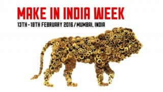 Navy participates in 'Make In India' week