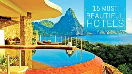 15 most beautiful hotels in the world