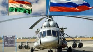 Russian delivers final batch of Mi-17V-5 choppers to India