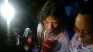 Irom Chanu Sharmila ordered to be released from judicial custody
