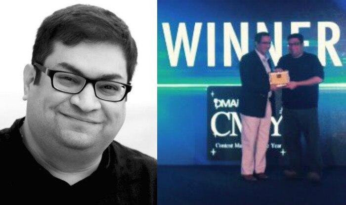 Ixigo's Aashish Chopra awarded marketer of the year