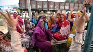 Lahore-Delhi Dosti bus service suspended due to Jat stir