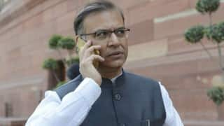 Jayant Sinha holds discussions with DIAL chief