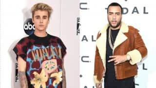 Justin Bieber buys $150,000 chain for French Montana