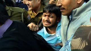 JNU row: Kanhaiya Kumar's bail plea likely to be heard by HC on Tuesday