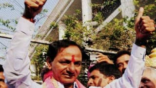 K Chandrasekhar Rao to Have New Bulletproof Bus Worth Rs 7 Crore For District Tours