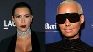 Kim Kardashian offers Amber Rose role in TV show