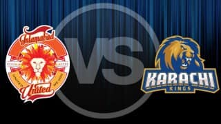Islamabad United vs Karachi Kings Pakistan Super League: Watch Free Live Cricket Streaming of PSL T20 2016 on PTV Sports