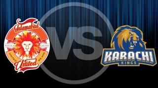 Islamabad United vs Karachi Kings Pakistan Super League: Watch Free Live Cricket Streaming of PSL T20 2016 on PTV Sports