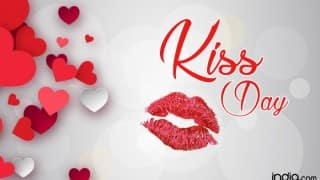 Happy Kiss Day: किस करने के फायदे जानकर चौंक जायेंगे आप