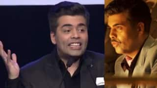 Does Karan Johar regret making acting debut with Bombay Velvet?