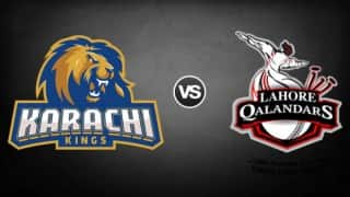 Karachi Kings vs Lahore Qalandars, Free Live Cricket Streaming of Pakistan Super League (PSL) T20 2016 match 2 on PTV Sports