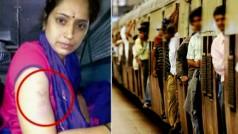 This 'Lady Singham' saved co-passengers on Mumbai local from drug addict rapist!