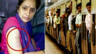 This 'Lady Singham' saved co-passengers on Mumbai local from drug addict rapist!