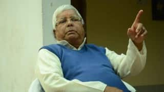 Lalu Prasad Yadav takes on BJP, RSS; urges all secular forces to join hands