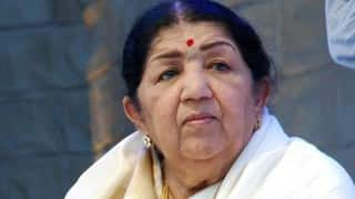 Lata Mangeshkar: Wasn't very happy with 'Aaj phir jeene ki...'