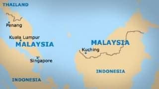 3 dead, 22 rescued in Malaysia shipwreck: officials