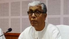 सादगी का जीवन जीने वाले त्रिपुरा के पूर्व सीएम माणिक सरकार को अब चाहिए गाड़ी और मकान