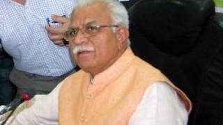 Manohar Lal Khattar seeks funds for Lakhwar multi-purpose project