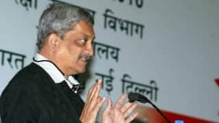Won't withdraw from Siachen: Manohar Parrikar