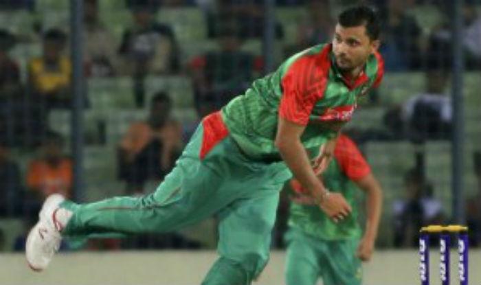 Bangladesh moving on right path in T20s: Captain Mashrafe ...