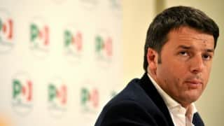 Italian PM Matteo Renzi won't fight for limited gay adoptions