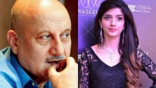 India takes revenge on Pakistan over Anupam Kher visa case; rejects Mawra Hocane's visa extension request