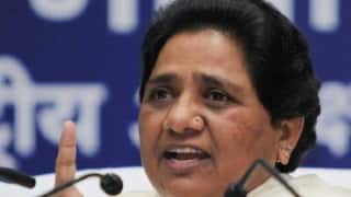 Samajwadi Party won pramukh, zila panchayat chief polls with goonda help: Mayawati