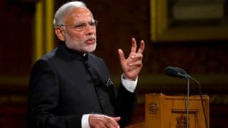 India to establish lab to study gravitational waves: Narendra Modi