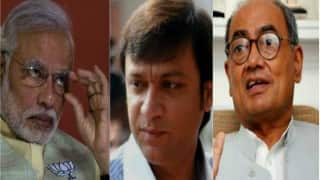 Narendra Modi and Akbaruddin Owaisi, believe in 'divide and rule' like Britishers, says Digvijay Singh