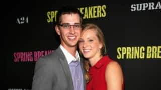 Heather Morris welcomes second son