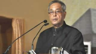 Government committed to rural development, progress of farmers: Pranab Mukherjee