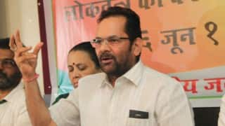 Population Growth 'Biggest Hurdle' in Way of Sustainable Development: Union Minister Naqvi