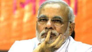Narendra Modi asks ministers to complete projects within deadline