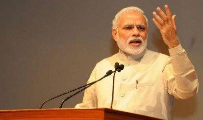Narendra Modi sounds poll bugle in Assam, corners Gandhi family