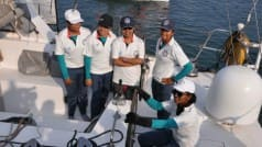 Mission Possible: India's first all-woman ocean crew set for global adventure