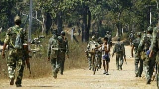 Four Naxals killed, two CRPF jawans injured in Jharkhand