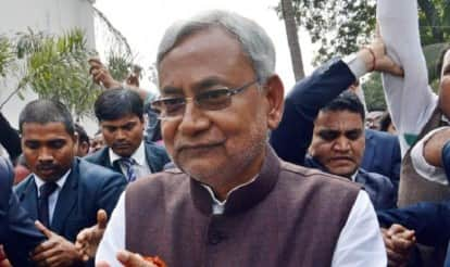 Nitish Kumar formally takes over as JD-U president