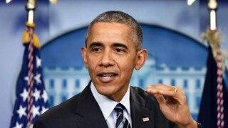 US President Barack Obama arrives in Cuba