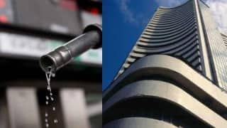 Oil-fuelled global rally buoys Sensex for 2nd day