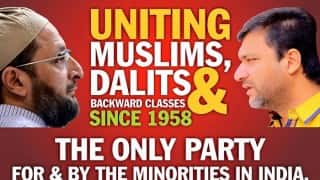 RSS warns Dalits not to fall in Asaduddin Owaisi Muslim trap; cites Rohith Vemula links with AIMIM